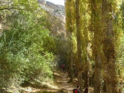 Hoces del Río Duratón - Villa y Tierra de Sepúlveda;pantalones senderismo verano